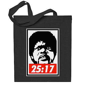 Esekiel Pulp Fiction Totebag