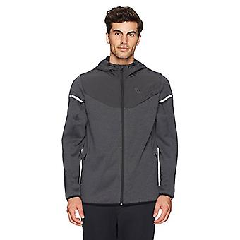 Peak Velocity Men-apos;s Axiom Full-Zip Water-Repulsive Loose-Fit Jacket, asphalte/...