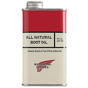 Red Wing Boot Oil Unisex Shoe Care in Natural