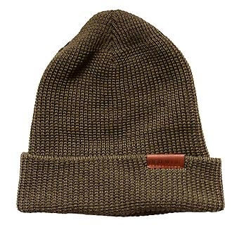Red Wing Beanie Unisex Hat in Olive