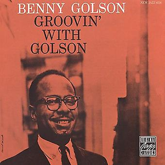 Benny Golson - Groovin ' importation USA Golson [CD]