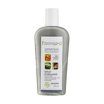 Treating Chx Blond, White, Organic Wicks 250 ml (Grey)