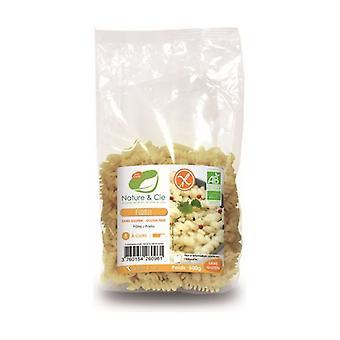 Fusilli de arroz y maíz 500 g