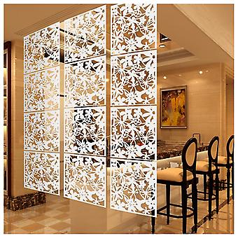 Butterfly Bird Flower Hanging Screen Partition/divider Panel