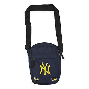 جديد عصر MLB حقيبة جانبية ~ نيويورك يانكيز الأصفر