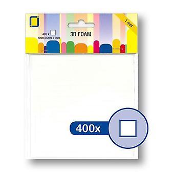 JEJE Produkt 3D Foam 5 mm x 5 mm x 1 mm