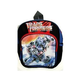 Mini Backpack Transformers Optimus Prime School Bag Book Boys 64197