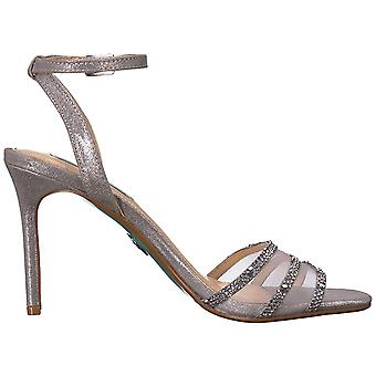 Betsey Johnson Women's Shoes veda Open Toe Special Occasion Ankle Strap Sandals