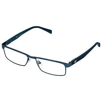 Police V8859 08V7 Matte Antique Blue Glasses
