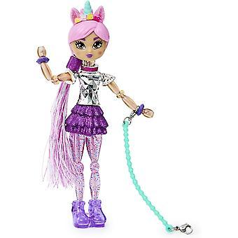 Twisty Girlz - Series 1 Transforming Doll - Glitzy Bitzy