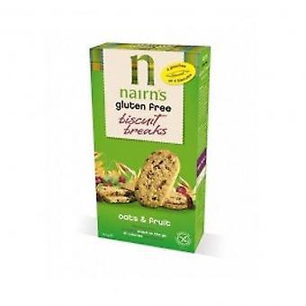 Nairns - G/F Oat & Fruit Biscuit Breaks