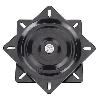 6 Inch Universal Swivel Plate -360 Degree Rotationset (15.4 X 15.4 Cm)