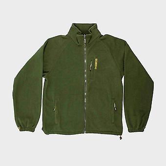 New Navitas Men's Atlas Zip Fleece Jacket Teal