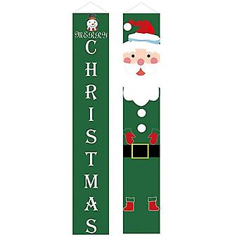 Merry Christmas Decor Banners
