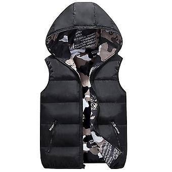 Parent-child Matching Outfits Camouflage Vest Jacket Outerwear