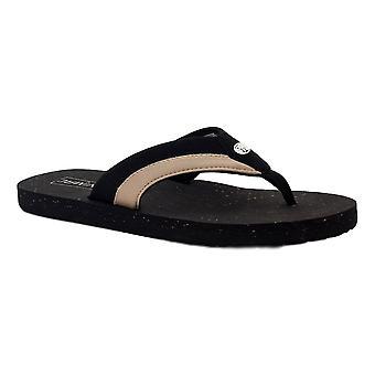 Eläinten Huxley Flip Flops - Musta