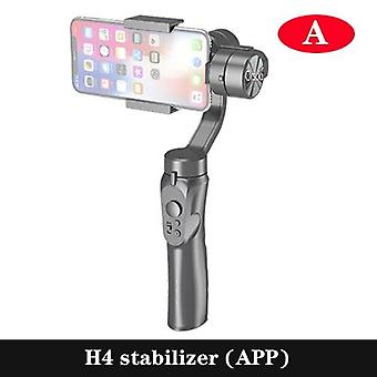 Bleuthoot  3-axis Gimbal Stabilizer Gopro Camera- Stabilizer Shandheld Selfie Stick Tripod For Smartphone