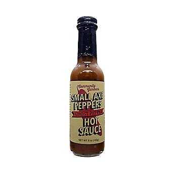 Small Axe Peppers Ghost Pepper Hot Sauce