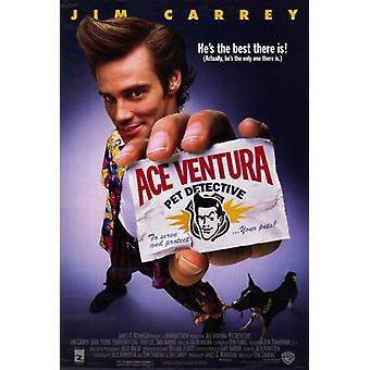 Ace Ventura Pet Detective Movie Poster (11 x 17)