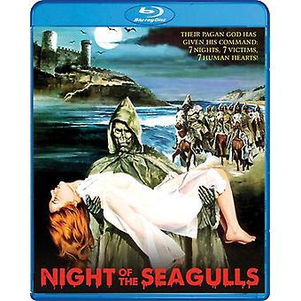 Night of the Seagulls [Blu-ray] Usa import