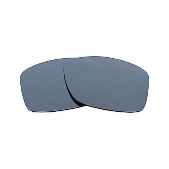 Replacement Lenses for Oakley Jupiter Squared Sunglasses Anti-Scratch Silver
