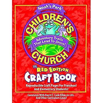 Noah's Park Children's Church Craft Book, Red Edition (Children's Church Kit)