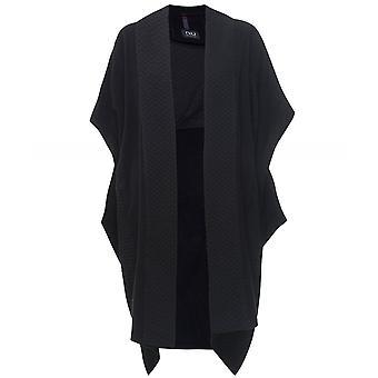 NU Oversized Panelled Cardigan
