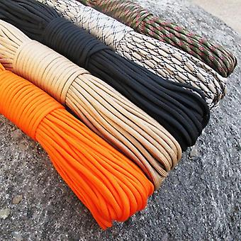 Paracord-parachute Cord Lanyard-rope Mil Spec Type-iii 7 Strand