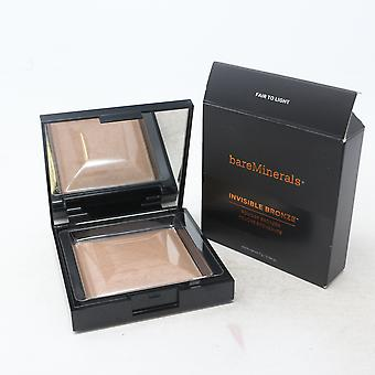 Bareminerals Invisible Bronze Powder Bronzer  0.24oz/7g New With Box