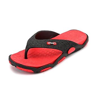 Summer Flip Flops Beach Slippers Casual Pvc Water Shoes