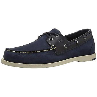 Brand - 206 Collective Men's Boyer Boat Shoe