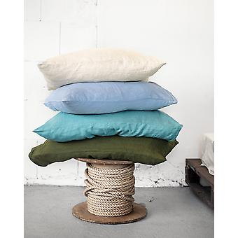 Pillowcase From Natural Softened Linen