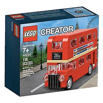 LEGO 40220 لندن ميني باص
