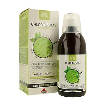 Chlorelpure + Metal Detox 500 ml