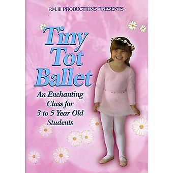 Tiny Tot Ballet [DVD] Yhdysvallat tuonti
