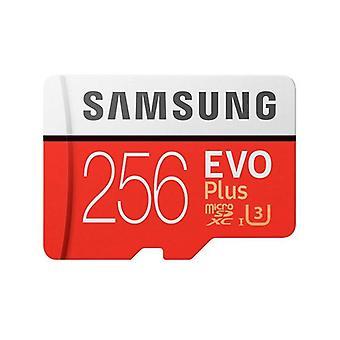 Samsung 256Gb Evo Plus Cl10 U3 With Adapter