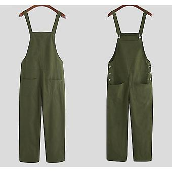 Men Bib Pants
