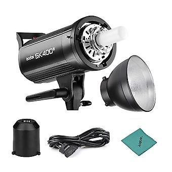 Godox sk400ii professional compact 400ws studio flash strobe light built-in godox 2.4g wireless x sy