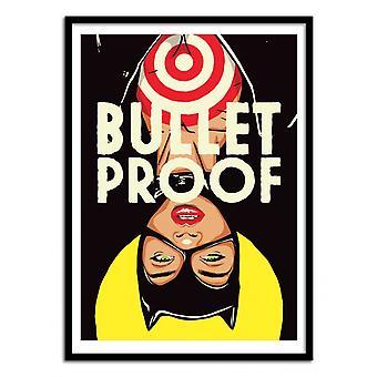 Art-Poster - Bullet Proof- Butcher Billy