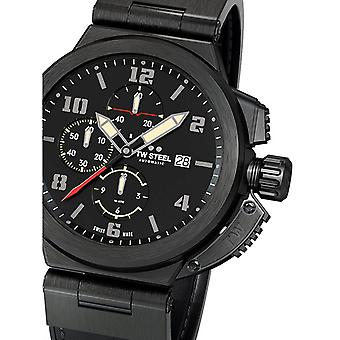 Mens Watch Tw-Steel ACE206, Automatic, 46mm, 10ATM