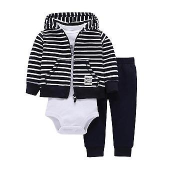 Baby Bodysuit, kabát és nadrág szett, Design 3