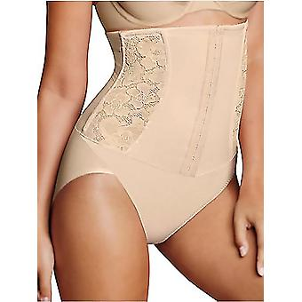 Firm Foundations Waist Nipping Firm Control Brief
