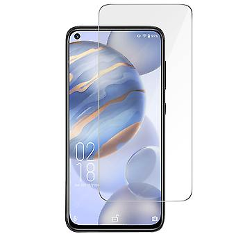 Screen protector for Vivo X51 5G , Tempered Glass with Black edges