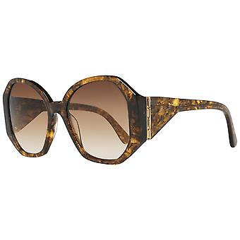 Guess By Marciano Women's Sunglasses Bronze GM0810-S 5750G