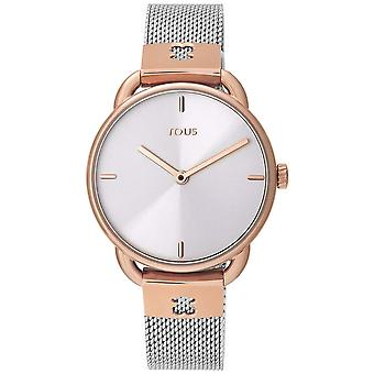 Tous watched let watch for Women Analog Quartz with stainless steel bracelet 000351490