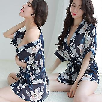 Rochie kimono stil japonez