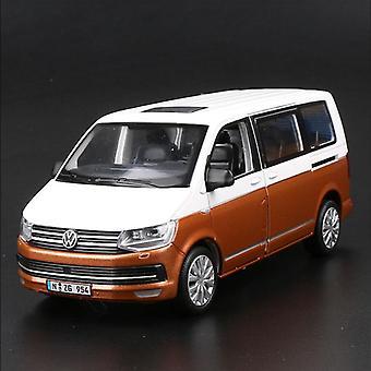 Alloy Multivan T6 Van Bread Business Car Toy