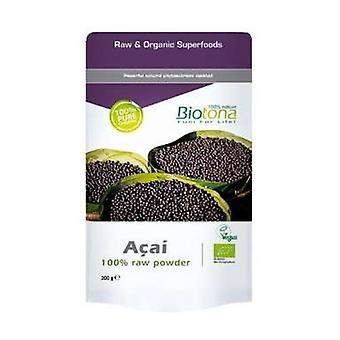 Acai Raw Power Bio 200 g