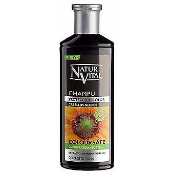 Naturaleza y Vida Shampoo Color Black 300 ml