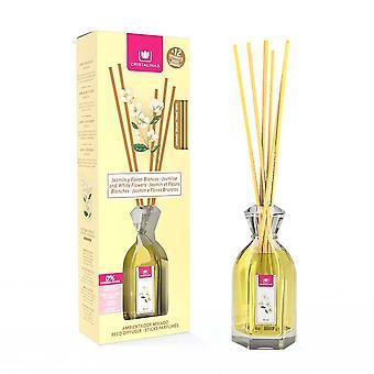 Cristalinas Mikado 12 sem Jasmine and white flowers 90 ml